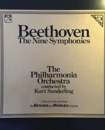 Beethoven Box Set The Nine Symphonies
