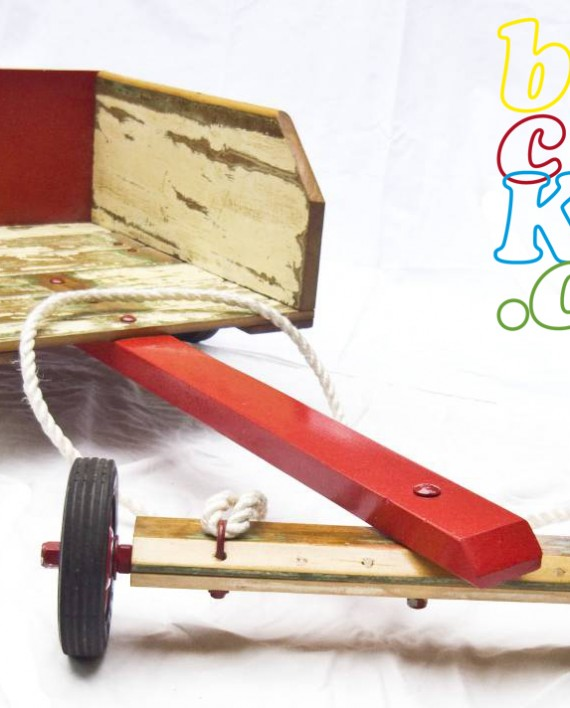 The original billycart - The Hudson Flyer