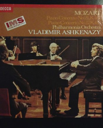 Ashkenazy at the piano