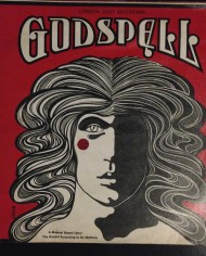 GODSPELL original London Cast