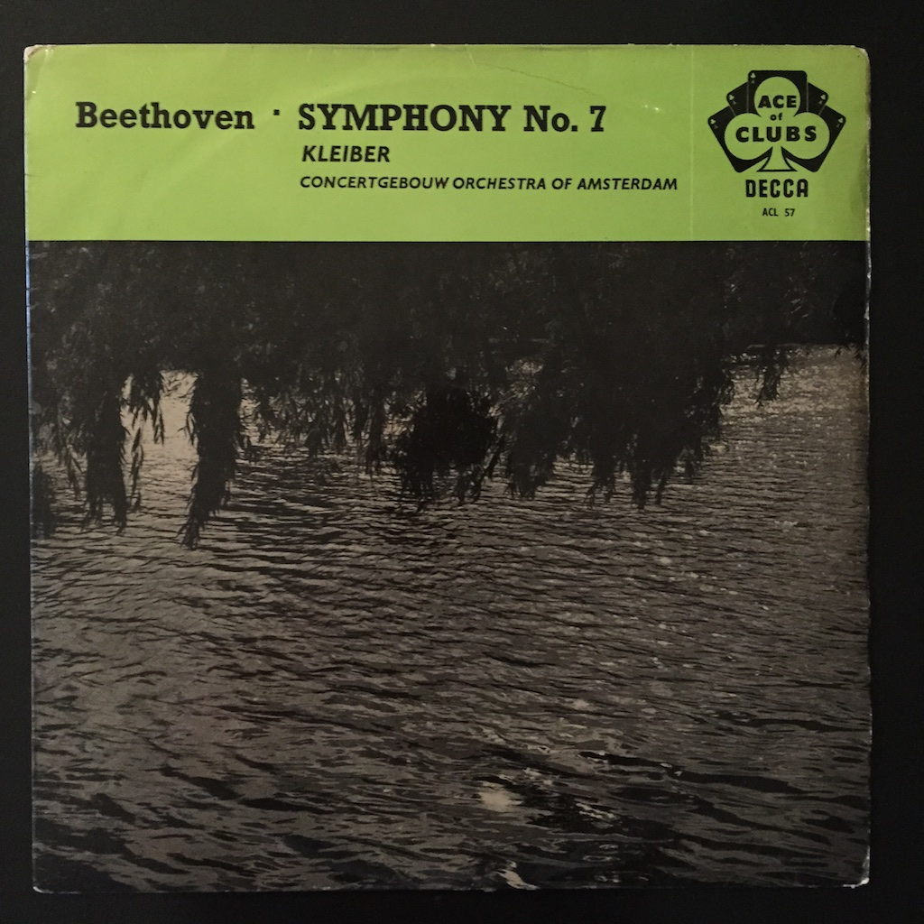 Erich Kleiber, Beethoven Symphony No. 7 in A Major, Op. 92 ...