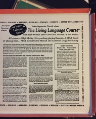 Children's Living French, Lessons on Vinyl and Books 2
