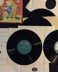 Children's Living French, Lessons on Vinyl and Books 5