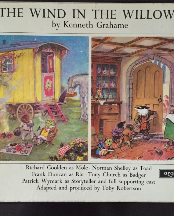 Kenneth Grahame, The Wind in the Willows 1