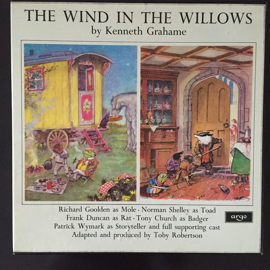 the wind in the willows kenneth grahame The wind in the willows is a children's novel by kenneth grahame, first published in 1908alternately slow-moving and fast-paced, it focuses on four anthropomorphised animals in a pastoral version of edwardian england.