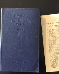 Manual of Seamanship 1932 VOLUME 2_3520