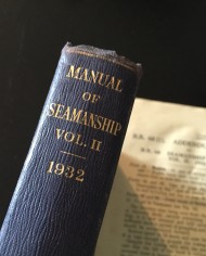 Manual of Seamanship 1932 VOLUME 2_3523