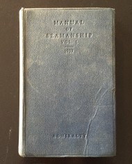 Manual of Seamanship 1937 VOLUME 1_3507
