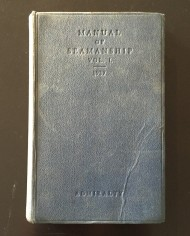 Manual of Seamanship 1937 VOLUME 1_3509