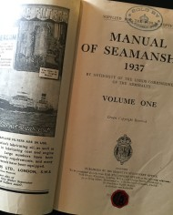 Manual of Seamanship 1937 VOLUME 1_3514