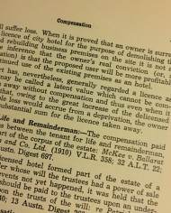 Meagher, Licencing Law & Practice, 1952, Australia,  4