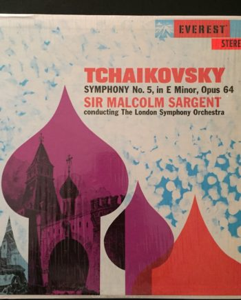 Tchaikovsky Sir Malcolm Sargeant 1