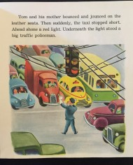 The Taxi that Hurried, Golden Book 4