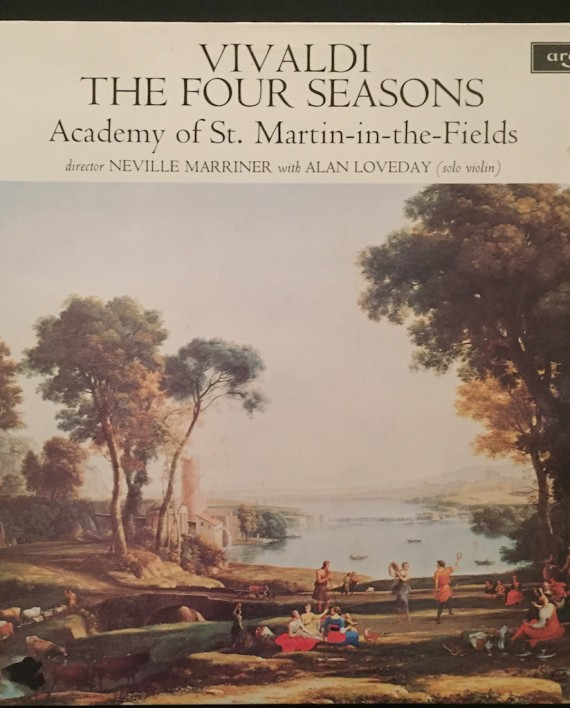 the four seasons by antonio vivaldi and my negative emotional reaction to the concerto spring