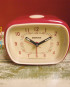 Wake up sleepy vintage alarm clock