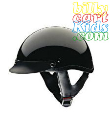 Sporty cart helmet